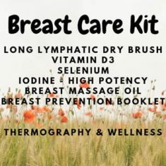 Breast Care Kit - Thermography & Wellness