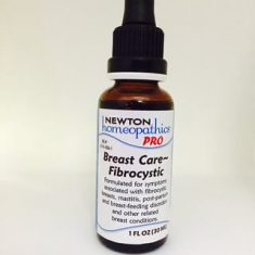 Breast Care Fibrocystic Homeopathic Solution