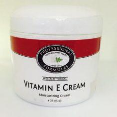 Vitamin E Cream for Breast Tenderness