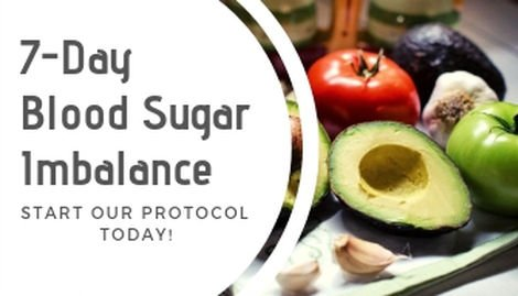 7 Day Blood Sugar Imbalance