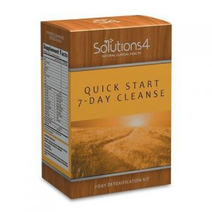 7 Day Cleanse - Solutions 4