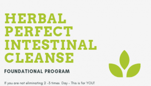 Herbal Perfect Intestinal Cleanse