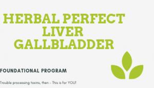 Herbal Perfect Liver Gallbladder Flush