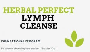 Herbal Perfect Lymphatic Cleanse