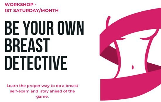 Workshop - Be Your Own Breast Detective