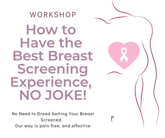 Workshop How to Have the Best Breast Screening Experience